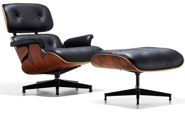 EAMES HERMAN MILLER STYLE CHAIR ...