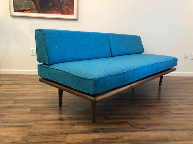 Wondrous Mid Century Daybed Sofa Alphanode Cool Chair Designs And Ideas Alphanodeonline