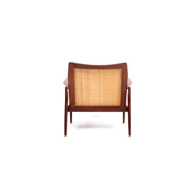 Danish Modern Spear Chair IB Kofod Larsen