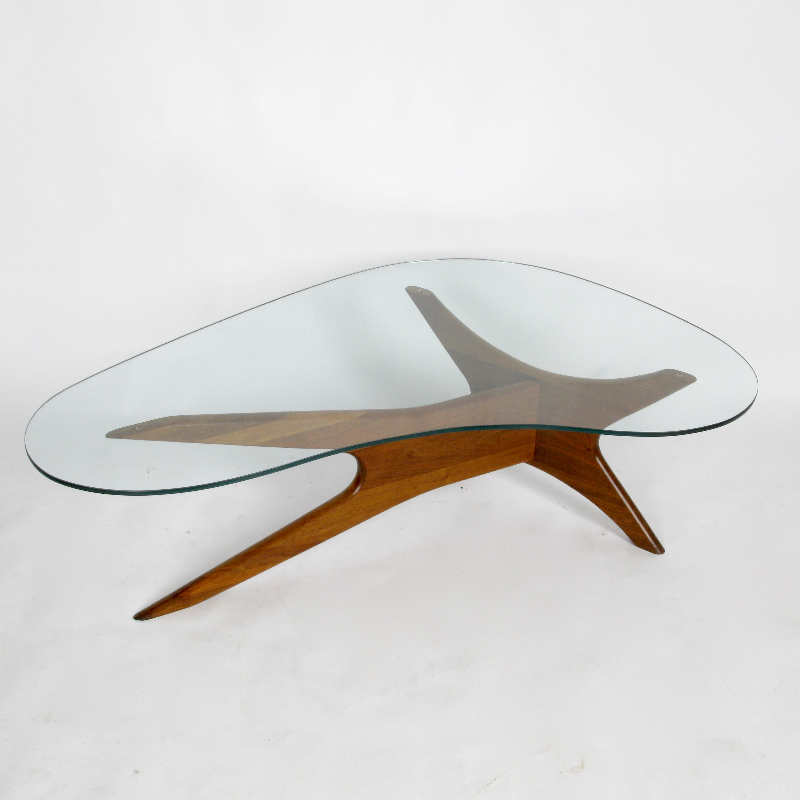 Terrific Adrian Pearsall Boomerang Coffee Table Evergreenethics Interior Chair Design Evergreenethicsorg