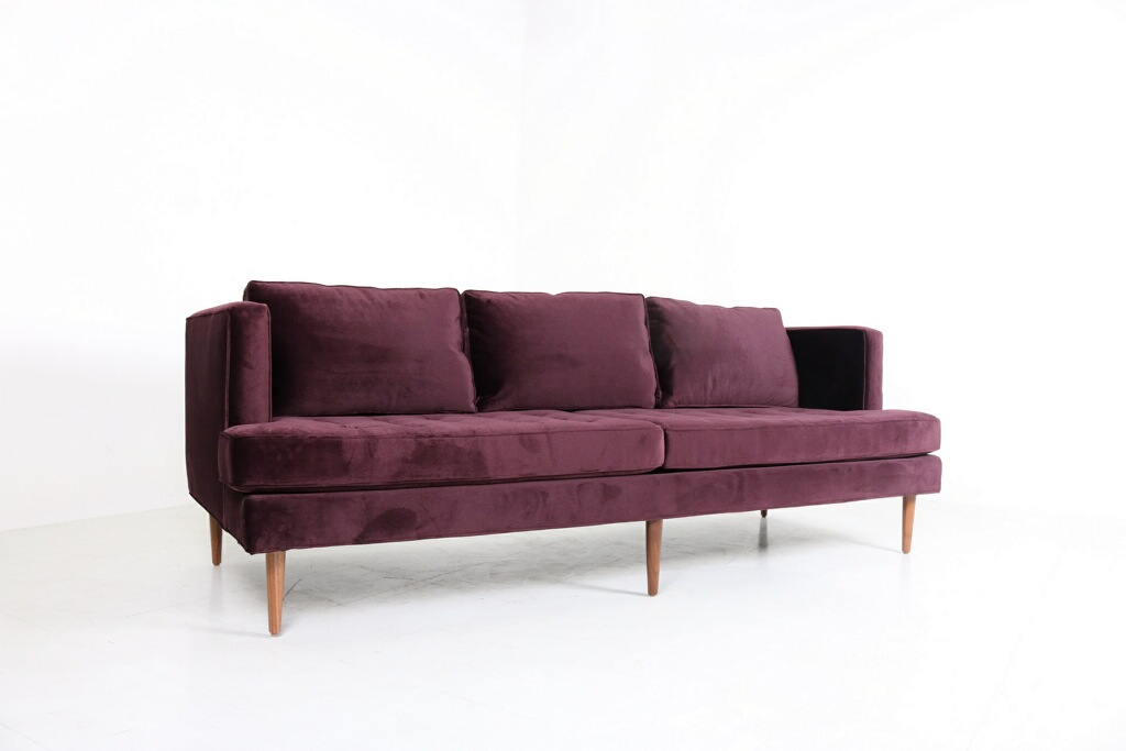 CUSTOM U201cWORMLEY U201d SOFA